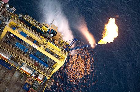 קידוח נפט, צילום: אלבטרוס