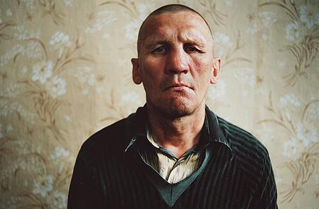 סקארהוד. נשפט על הריגה וקניבליזם. כלא גברים, אוקראינה, 2008