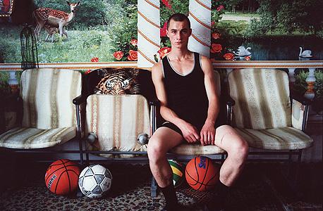 סשה. נשפט על רצח. כלא לעבריינים צעירים, אוקראינה, 2010