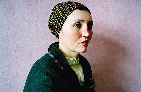 אירה. נשפטה על גניבה. כלא נשים, אוקראינה, 2009, צילום: מיכל חלבין