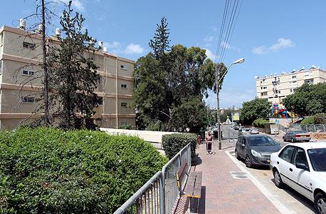 שכונת נווה שאנן בחיפה