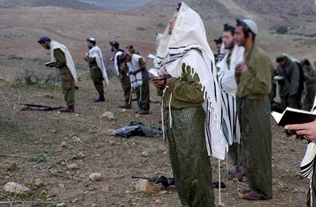חיילים דתיים (ארכיון), צילום: אלעד גרשגורן