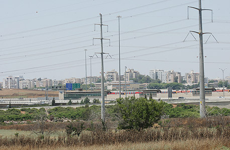 הקרקע שהופקעה לטובת העירייה בראשון לציון