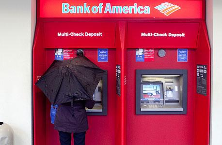 בנק אוף אמריקה, צילום: בלומברג