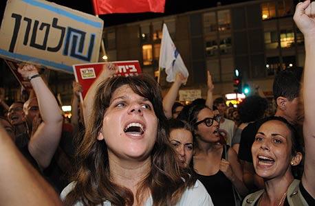 ההפגנות האחרונות בתל אביב