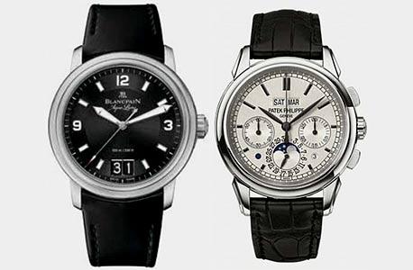 שעונים מתוך האוסף היוקרתי של פוטין