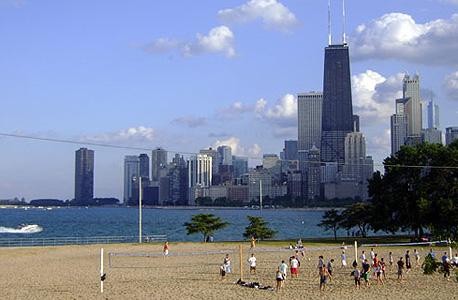 """שיקגו, אילינוי ארה""""ב"""