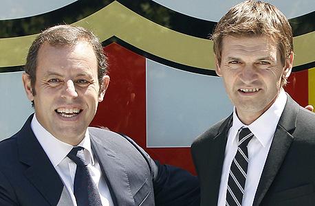 ברצלונה סיימה את עונת 2011/12 ברווח של 40 מיליון יורו
