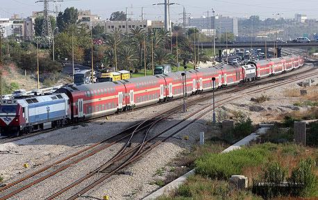 רכבת של רכבות. הפיתרון לעומס