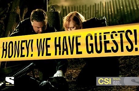 """עם השקת הסדרה CSI חל זינוק במתעניינים בקריירה במז""""פ"""