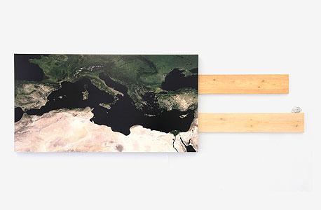 """""""הים התיכון"""", דני אבידן"""