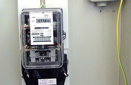 שעון החשמל נותק (אילוסטרציה), צילום: מאיר פרטוש