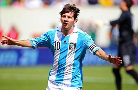 ליאו מסי. גם הוא, כמו רבים אחרים, לא מגיע לשחק בבוגרים בארגנטינה, צילום: איי אף פי