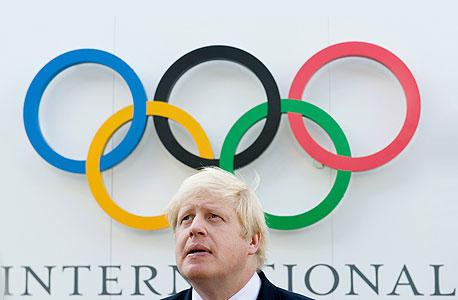 בוריס ג'ונסון, ראש העיר לונדון. האולימפיאדה תביא לצמיחה או תכניס לחובות?