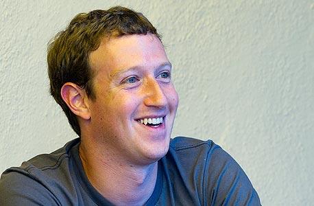 מארק צוקרברג, הקים את פייסבוק בגיל 21