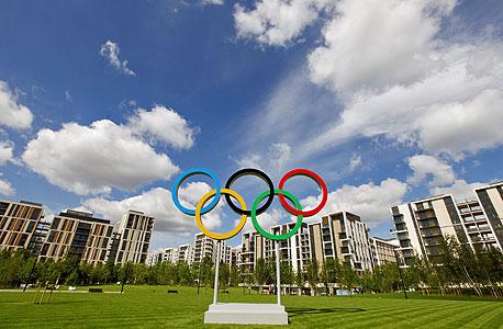 """לונדון: משלימים את הפארק האולימפי ב-300 מיליון ליש""""ט"""
