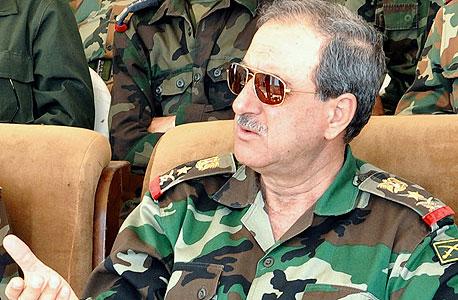 שר ההגנה הסורי שנהרג, דאוד עבדאללה ראג'יחה
