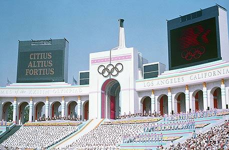 """לוס אנג'לס, ארה""""ב (1984) - הצלחה"""