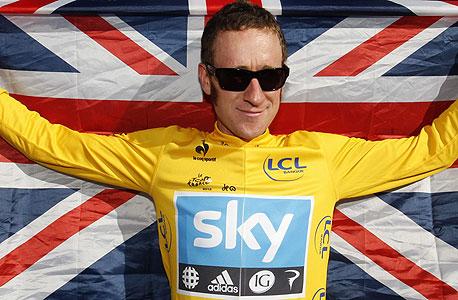 בראדלי וויגינס מנבחרת בריטניה. ימשיך את ההצלחה על אופניים?