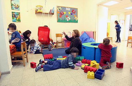 גן ילדים (ארכיון), צילום: אלעד גרשגורן