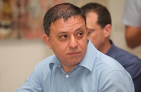 """יו""""ר הוועדה, אבי גבאי, צילום: אוראל כהן"""