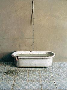 """""""פכפוך"""", 2010, שמן על עץ, 188x171 ס""""מ, אוסף מוזיאון ישראל, עבודה של ערן רשף"""