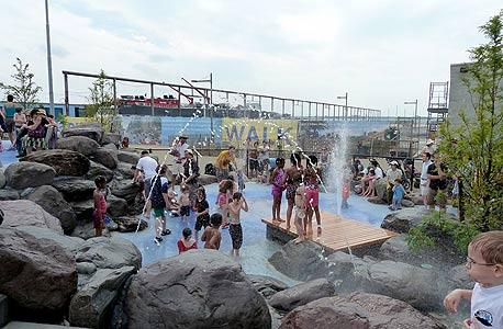 פעילויות בפארק ברוקלין. משתנה לפי האירוע