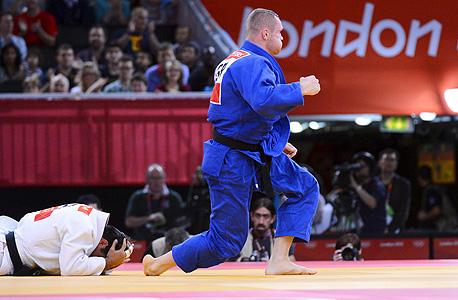 אריק זאבי מפסיד בלונדון 2012. צריך להשקיע יותר בג'ודו כי מגיעים להישגים למרות התקציב הנמוך