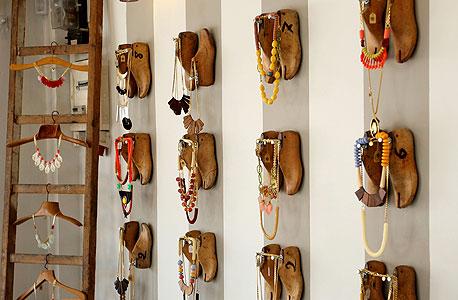 פנאי אופנה חנויות שלי דהרי, צילום: עמית שעל