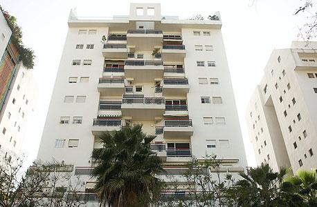 בניין בשכונת בבלי, תל אביב