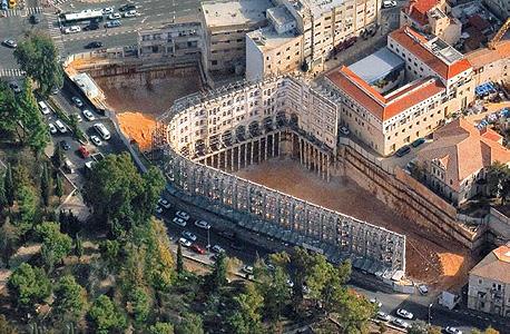 מבט-על על פרויקט וולדרוף אסטוריה ירושלים