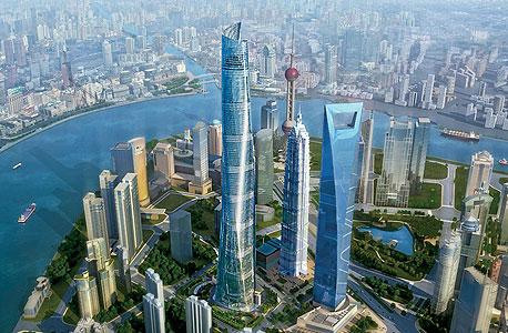 שנגחאי. 16.7 מיליון תושבים עלולים להיפגע במקרה של אסון טבע