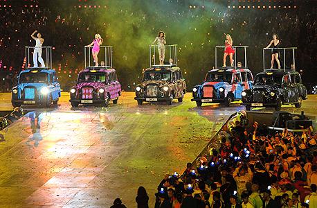 טקס סיום לונדון 2012. האולימפיאדה שיפרה את מצב הספורט?, צילום: אם סי טי