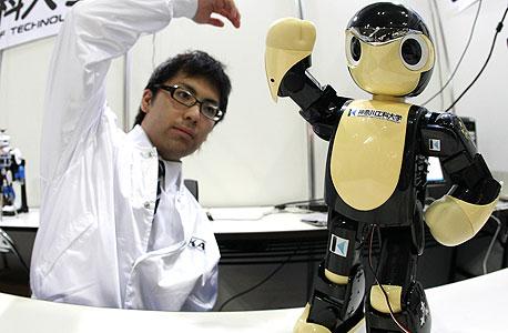 הרובוטים יחליפו את העובדים, צילום: גטי אימג