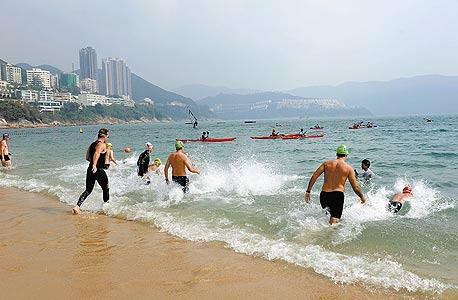 """הונג קונג: 15 ק""""מ"""