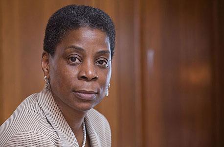 אורסולה ברנס, מנהלת זירוקס, צילום: בלומברג