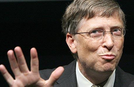 אינטליגנציה לא חשובה כמו שחשבתי, ביל גייטס