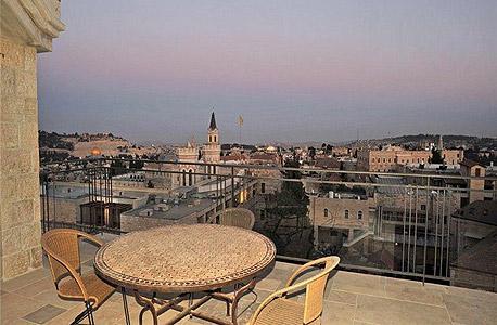 פנטהאוז בירושלים (ארכיון)