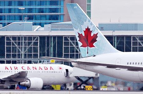 שוב: איום שביתה באייר קנדה מיום חמישי