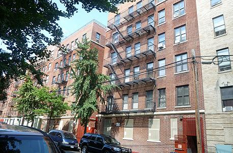 מתחם דיור בר השגה בברונקס בניו יורק (ארכיון)