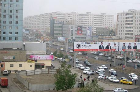 מונגוליה, צילום: cc by Chinneeb