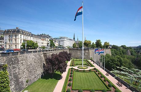 לוקסנבורג, כיכר החוקה, צילום: בלומברג