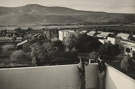 המרפסת ששימשה עמדת תצפית, צילום: אביטל אפרת