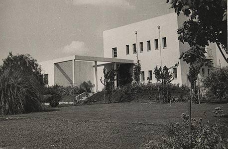 בית אתקין בשיא תפארתו, צילום: אביטל אפרת