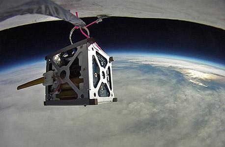 לוויין זעיר. יוכל להביא חיבור אינטרנט לנקודות מבודדות