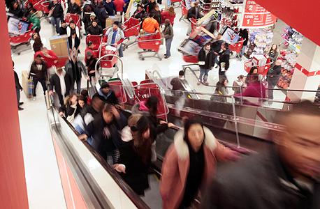 """המולת קניות ב- """"Black Friday"""""""