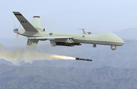 """מל""""ט תקיפה אמריקאי"""