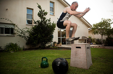 דעאל שלו, מתאמן בקרוספיט. פעילויות קצרות מאומצות ומתפרצות