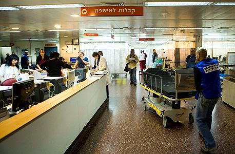 בית החולים תל השומר. הכנסות של 130 מיליון שקל ב-2011 והמספרים ממשיכים לטפס למעלה