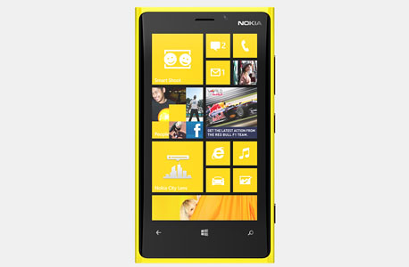 Lumia 920/820: נחשפו החלוצים החדשים בנבחרת הסמארטפונים של נוקיה